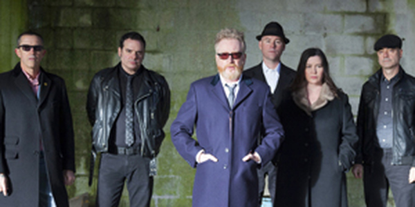Flogging Molly Life is Good Tour 2019