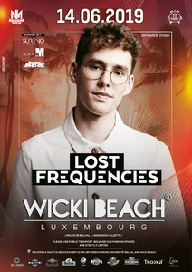Lost Frequencies @ Wicki Beach
