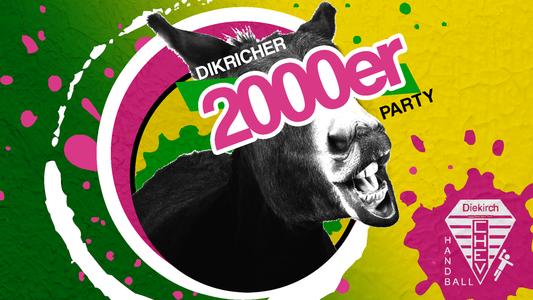 Dikricher 2000er Party