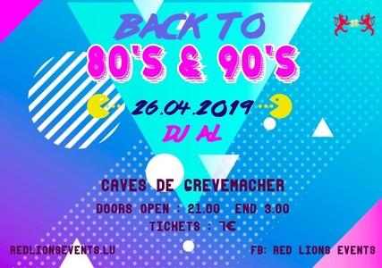 Back to 80´s & 90´s