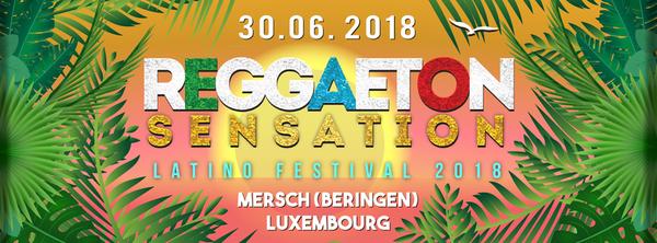 Reggaeton Sensation - Latino Festival Luxembourg